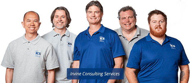 Irvine Consulting Services
